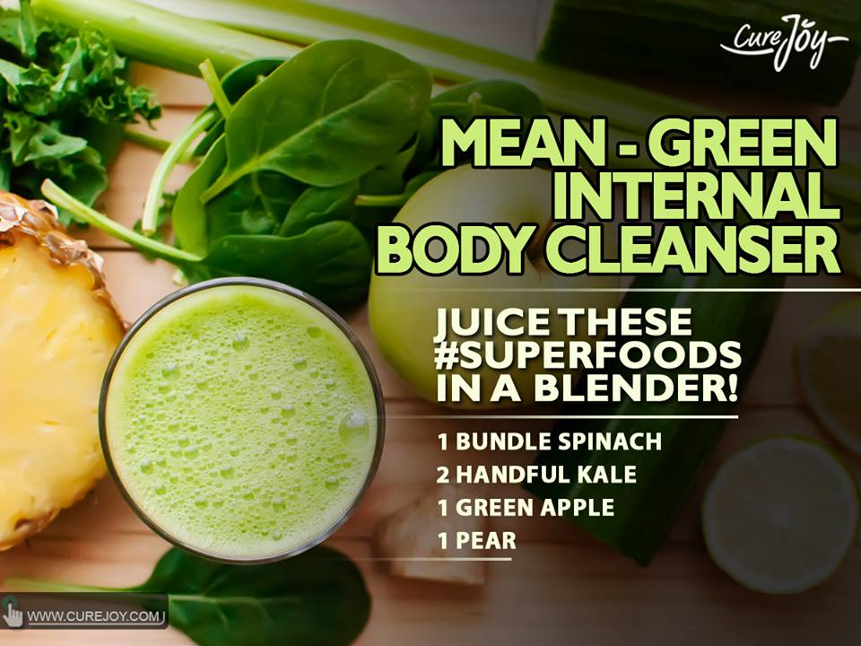 Mean Green Body Cleanser