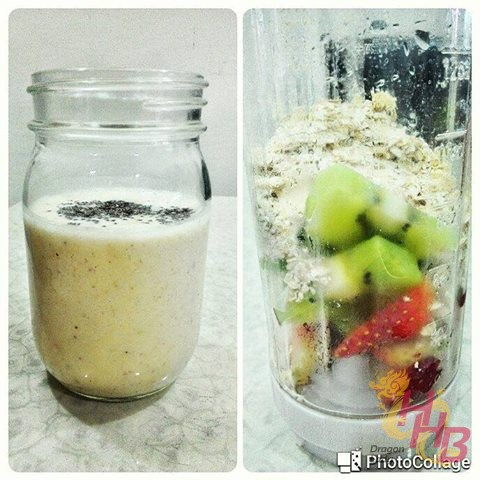 Smoothie Fruity Oat