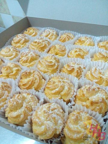 CREAM PUFF SEDAP
